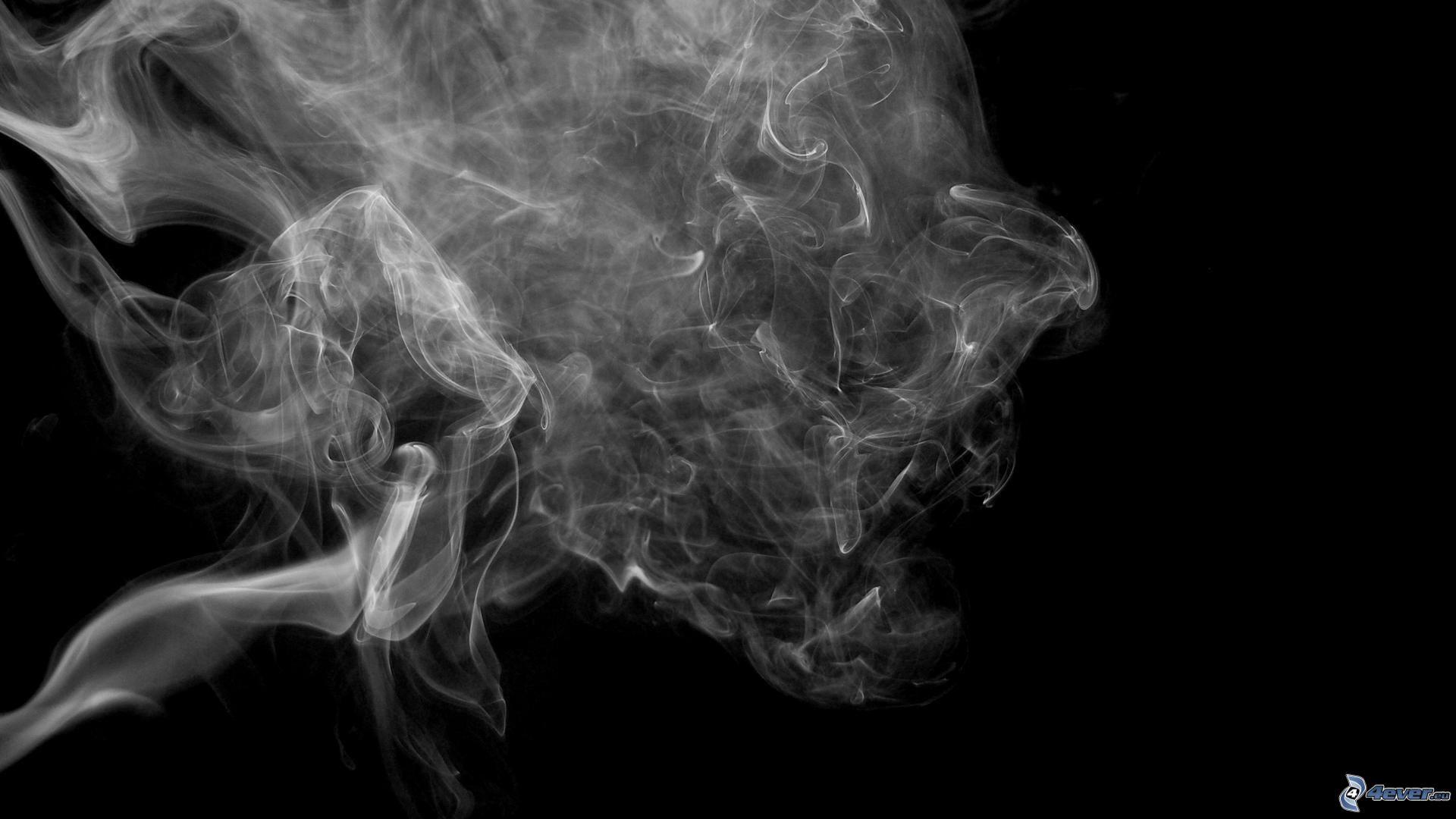 Rauch Cigarette Smoke Wallpaper Hd