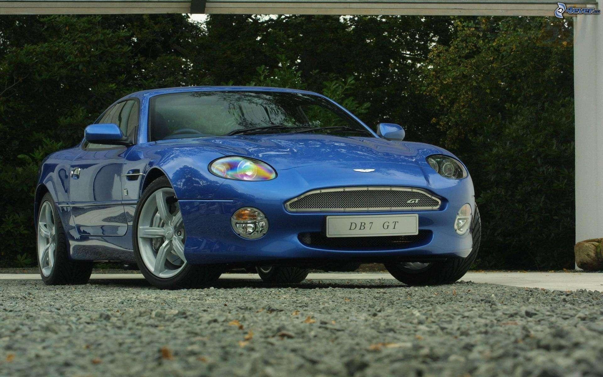 Auto motor und sport testwertungen - Aston Martin Db7