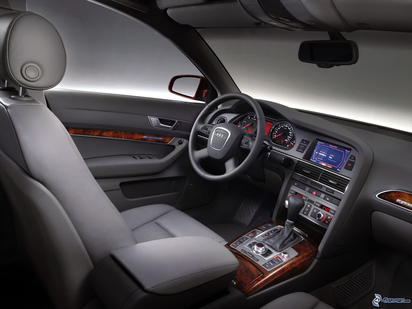 Interieur des audi a6 for Interieur audi a6