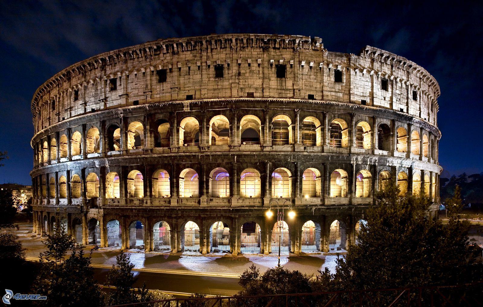 Night Tour Of Colosseum Rome