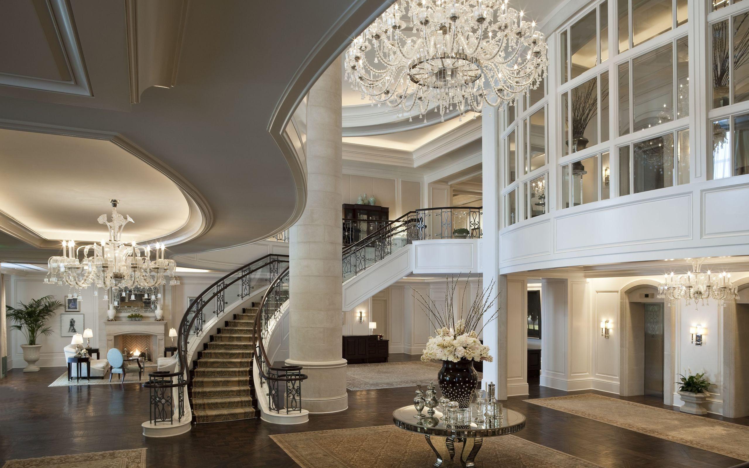 luxuriöses wohnzimmer - Villa Wohnzimmer Modern