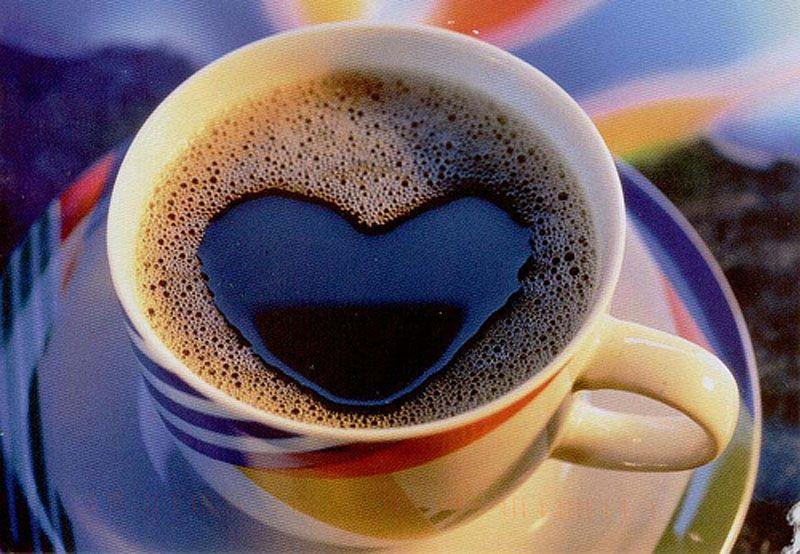 Herz Kaffee