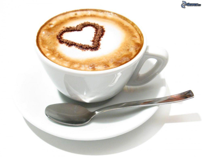 Tasse kaffee - Bilder cappuccino ...