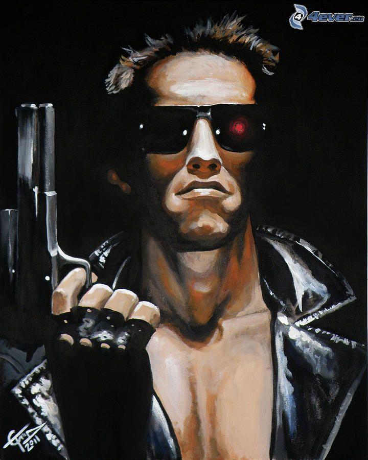 Terminator und Jesus herunterladen
