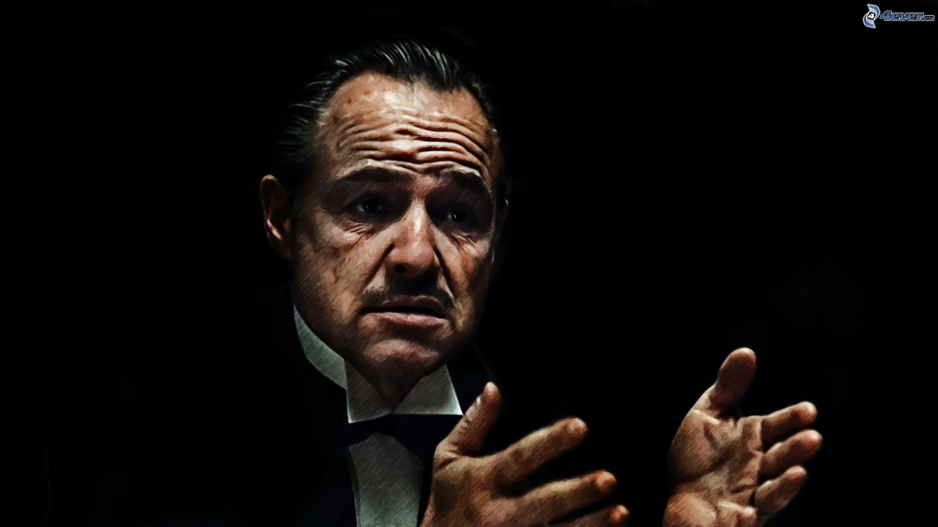 Don <b>Vito Corleone</b>, The Godfather - don-vito-corleone,-the-godfather-184856