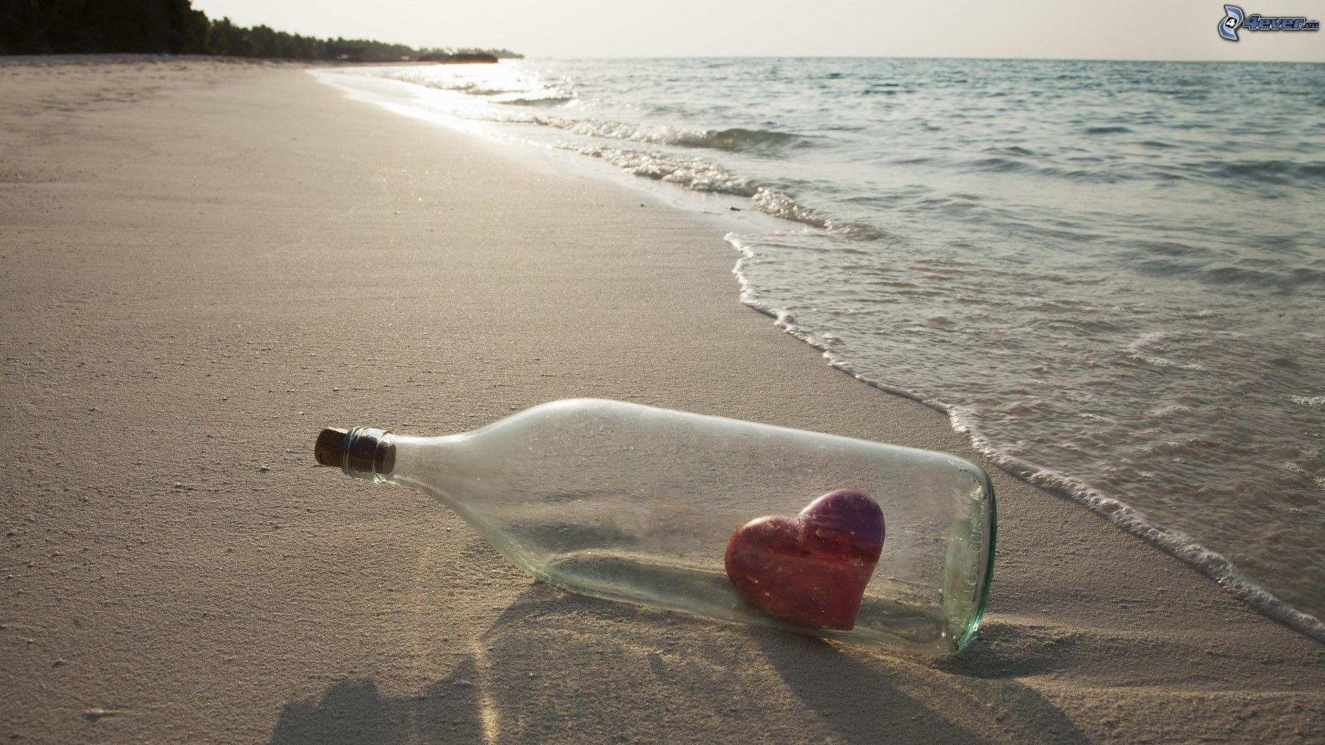 beach moments heart love - photo #7