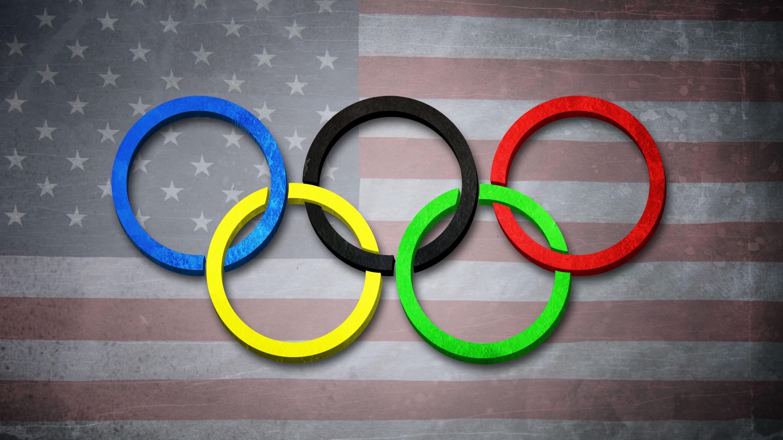 Olympische Ringe Bilder