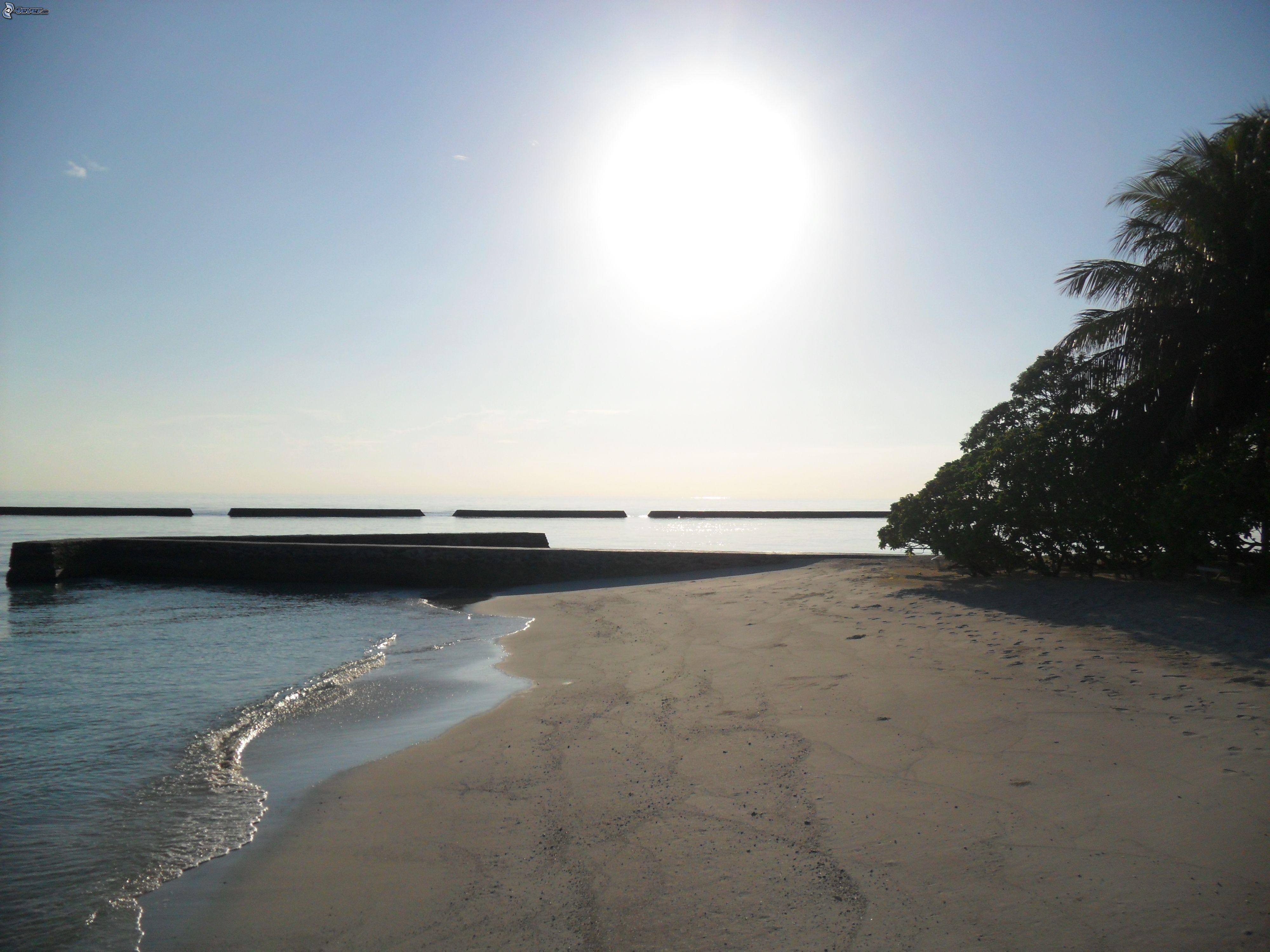 malediven tropisch meer strand - photo #48