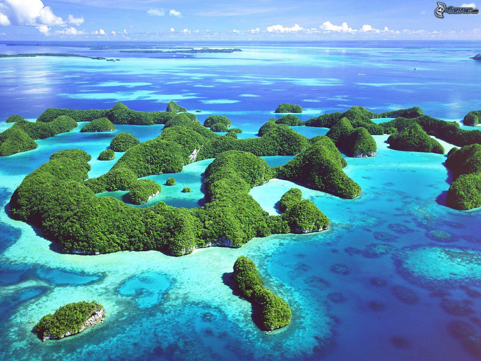 Tropische Inseln