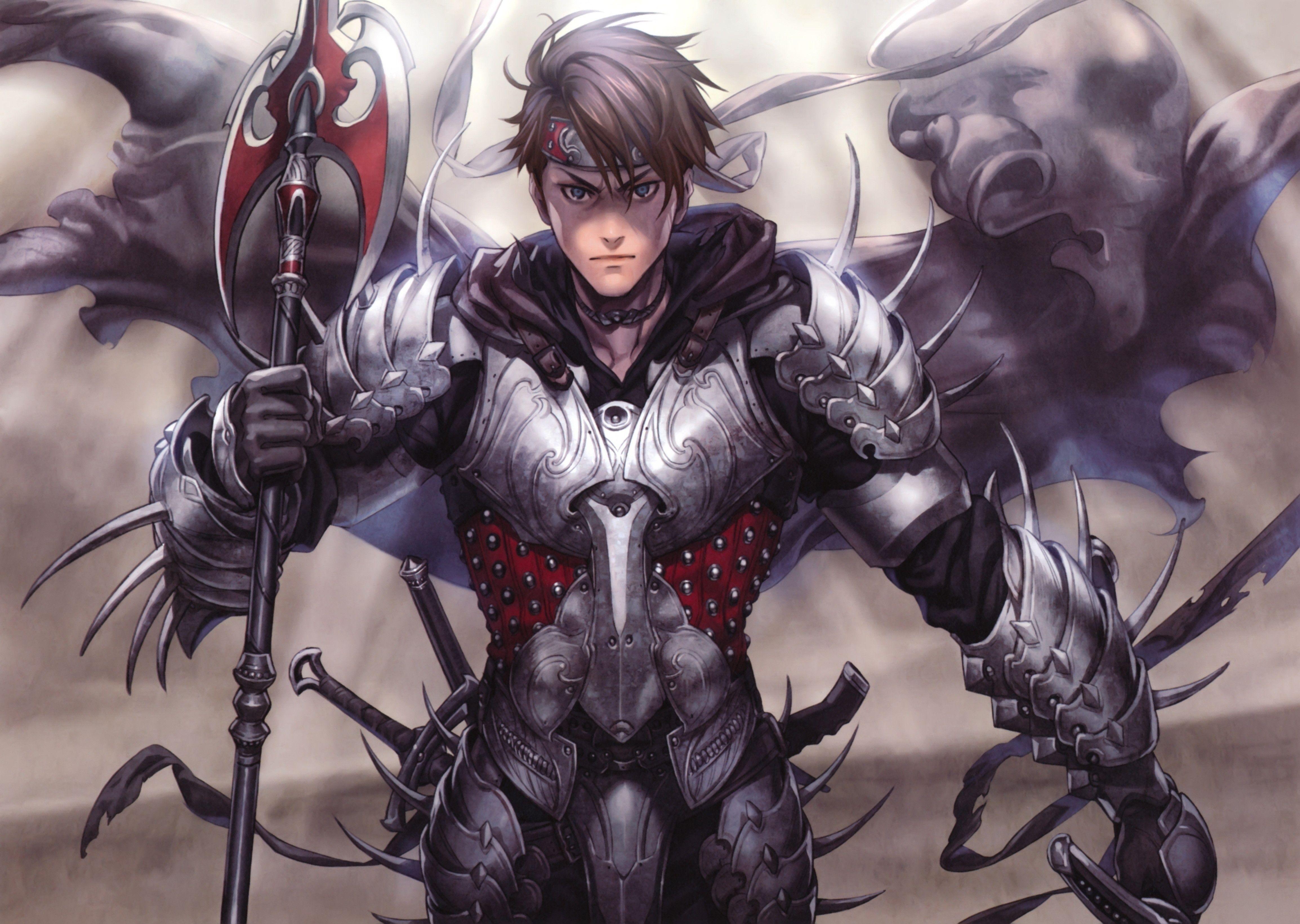Anime Krieger