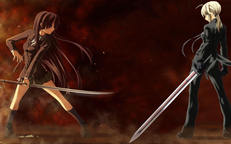 Anime Schwerter