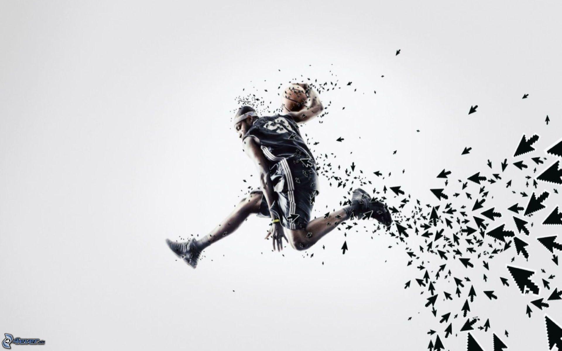 nate robinson dunk wallpaper